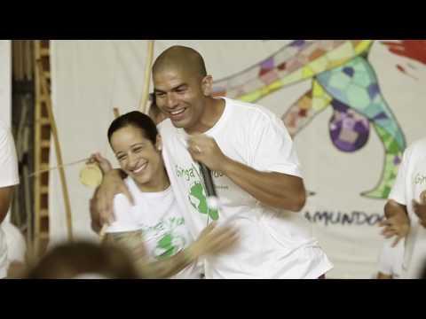 GINGAMUNDO Genève / Instrutor Malhado / Festa da Capoeira 10 ans